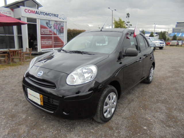 NISSAN MARCH ACTIVE A/A