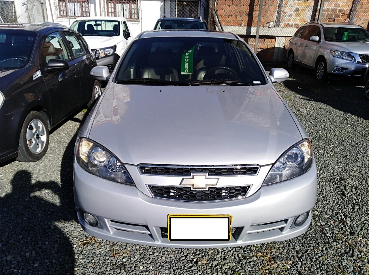 carro usado chevrolet optra advance 2010
