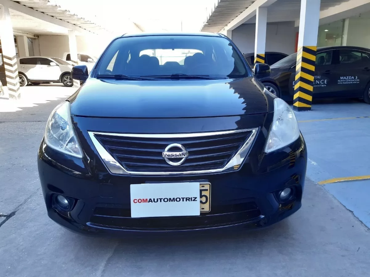 NISSAN VERSA ADVANCE 2013-2