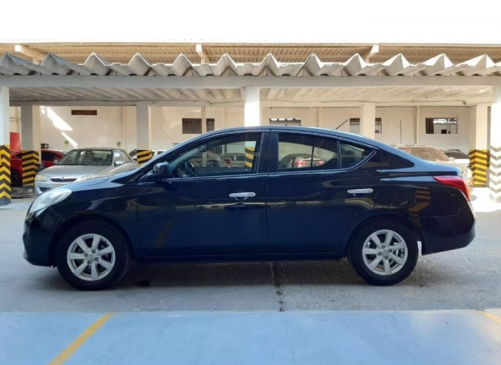 NISSAN VERSA ADVANCE 2013-4