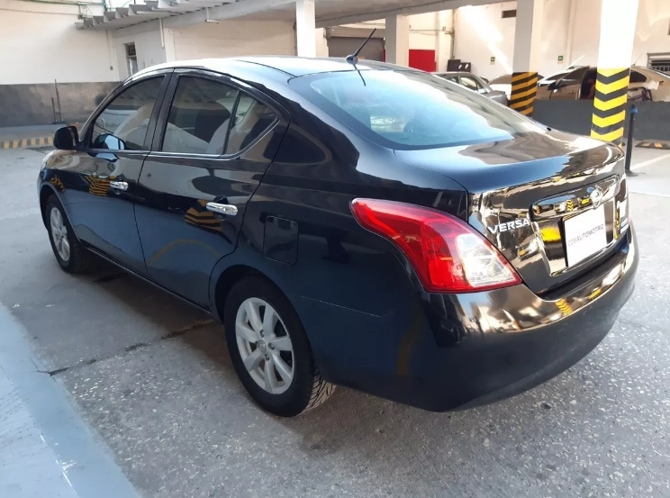 NISSAN VERSA ADVANCE 2013-8