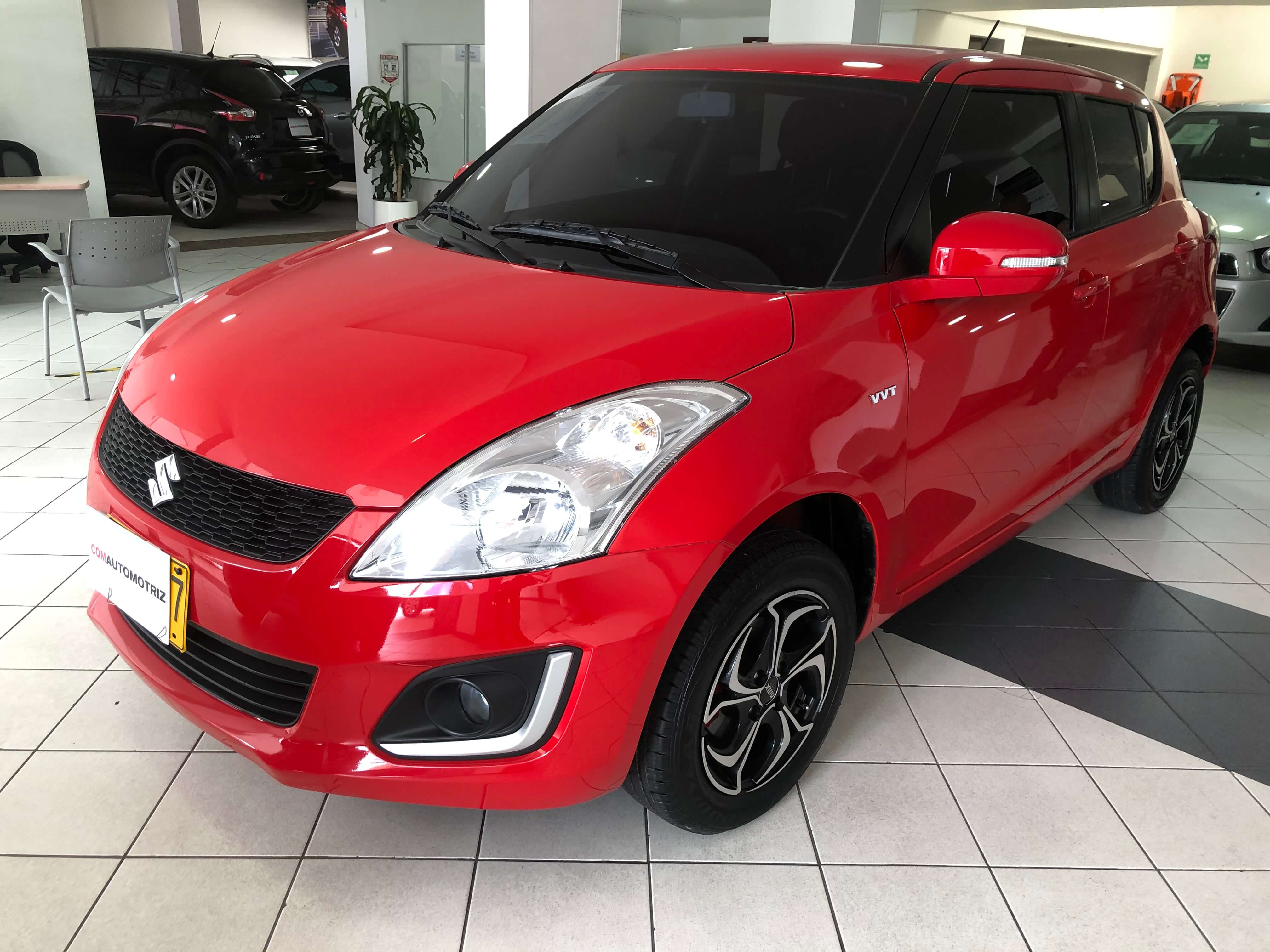 SUZUKI SWIFT 1.2 MEC HB